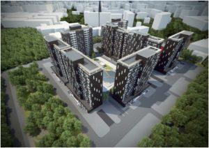 Metropol Apartment in Ulaan Bataar