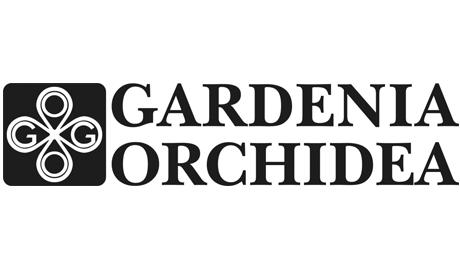 Gardenia Orchidea ceramiche logo
